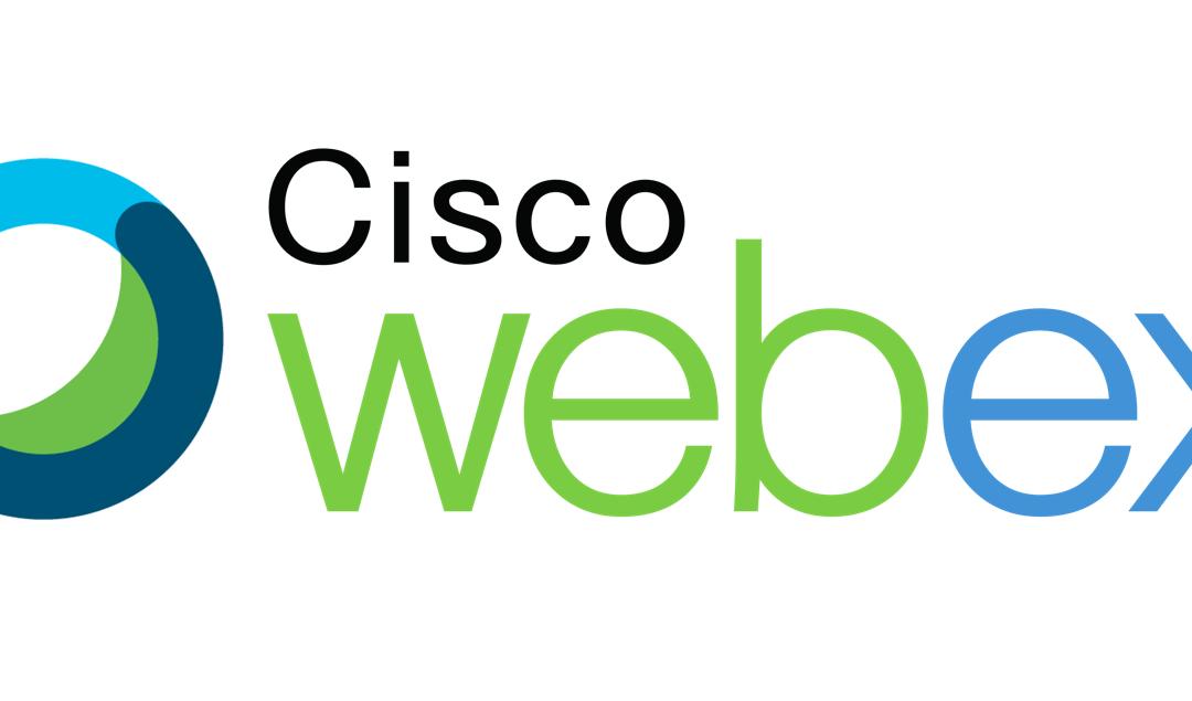 Webex – pripojenie sa na online vyučovanie alebo konferenciu